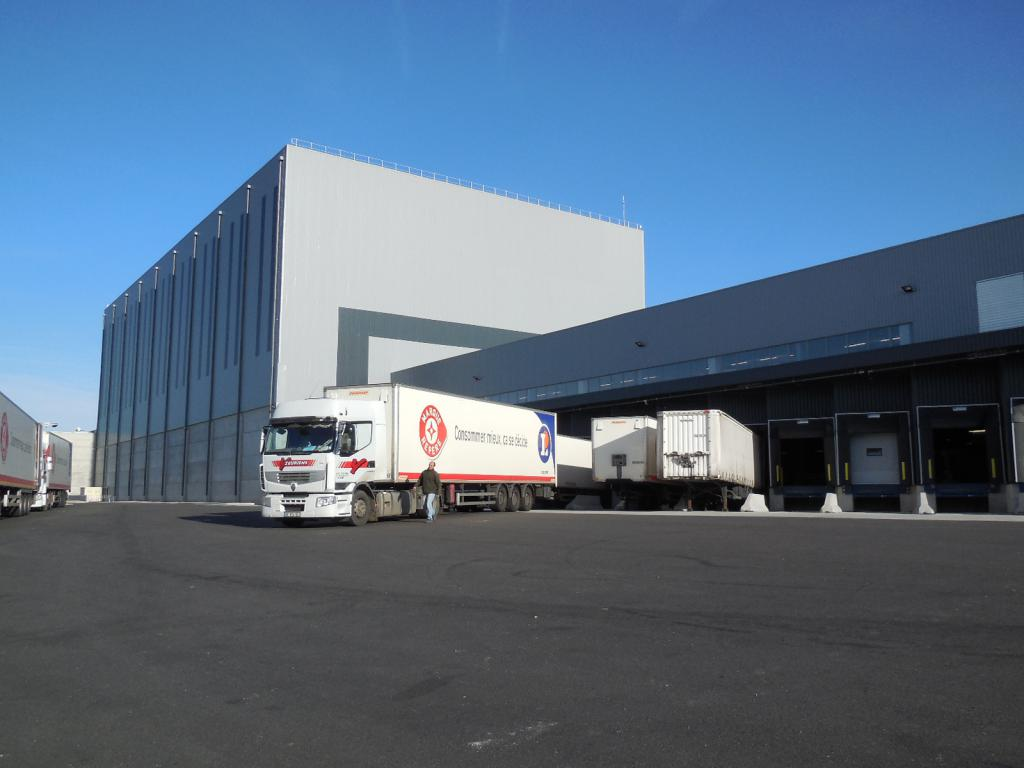 Distribution électrique SCA CENTRE - Yzeure