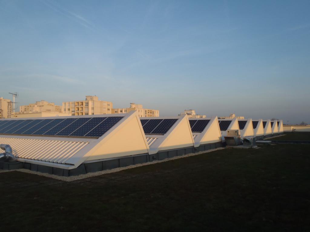 Installation panneaux photovoltaïque - Chatou